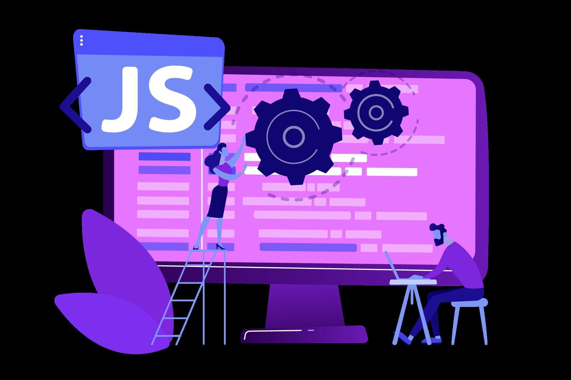 JS illustration