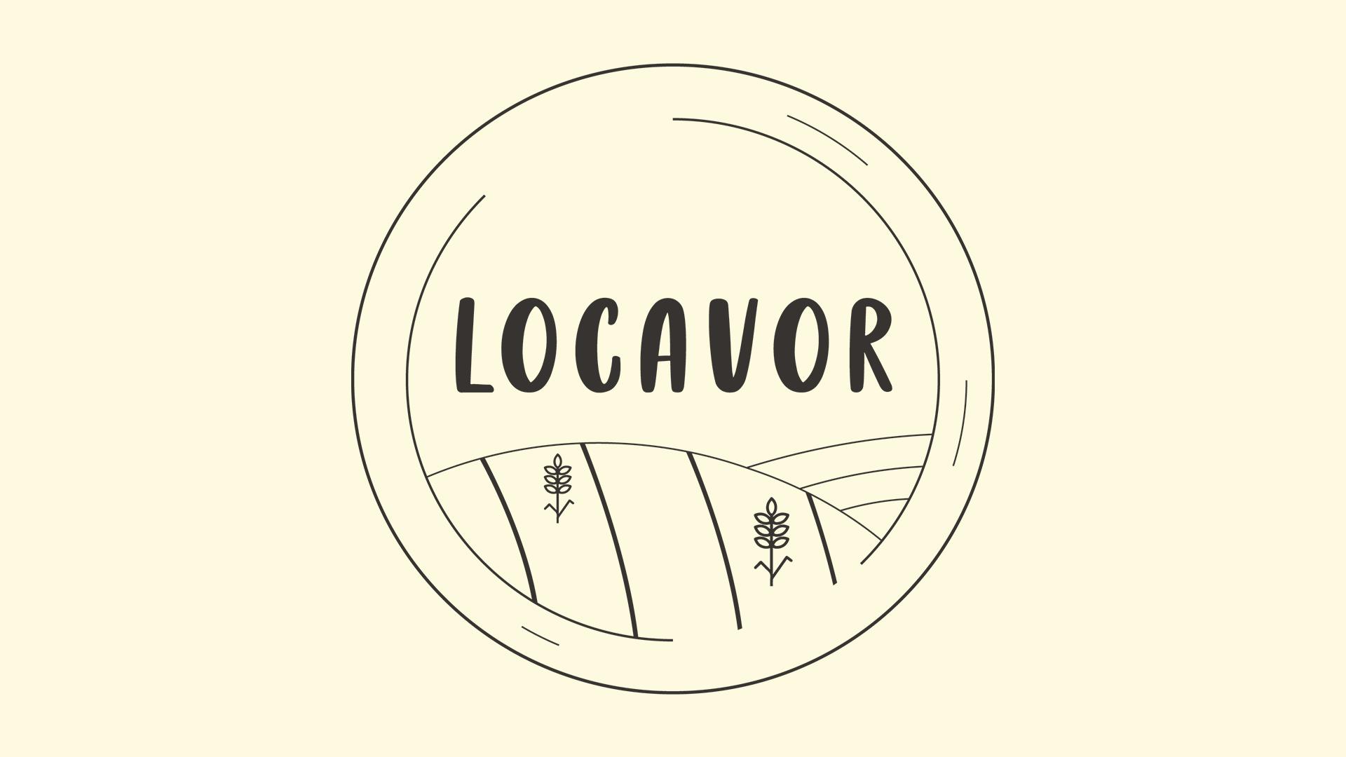 logo locavor